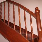 původní schodiště
